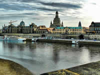 Dresden City View